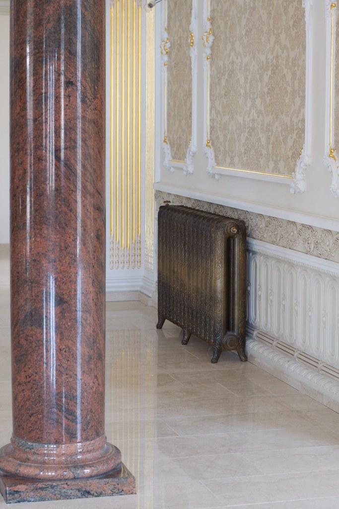 Galerie realizací našich designových radiátorů