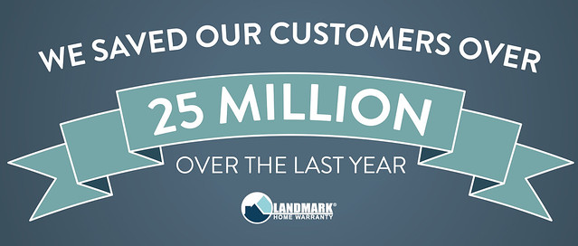 We saved our customers over 67 million