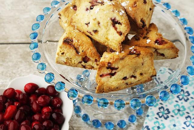 cranberry scone 2