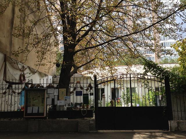 6b. Paustovski-museum Odessa