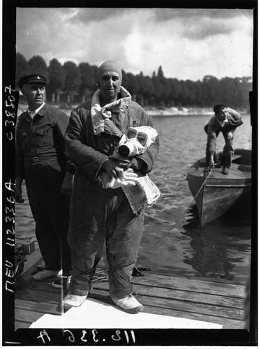 Historique – Susanne BIGET, Une aviatrice à Merville en 1922