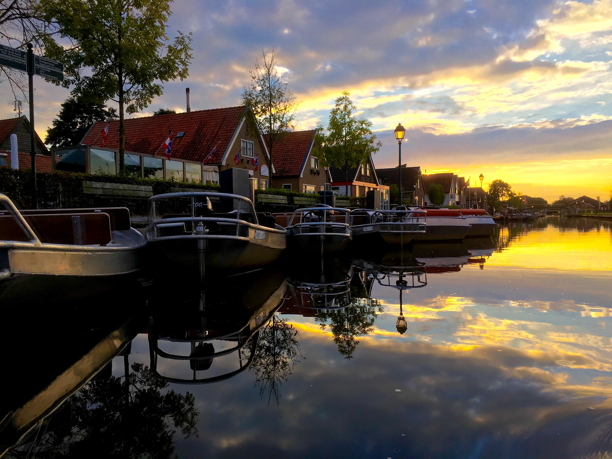 What a magical place! Giethoorn, Nederland