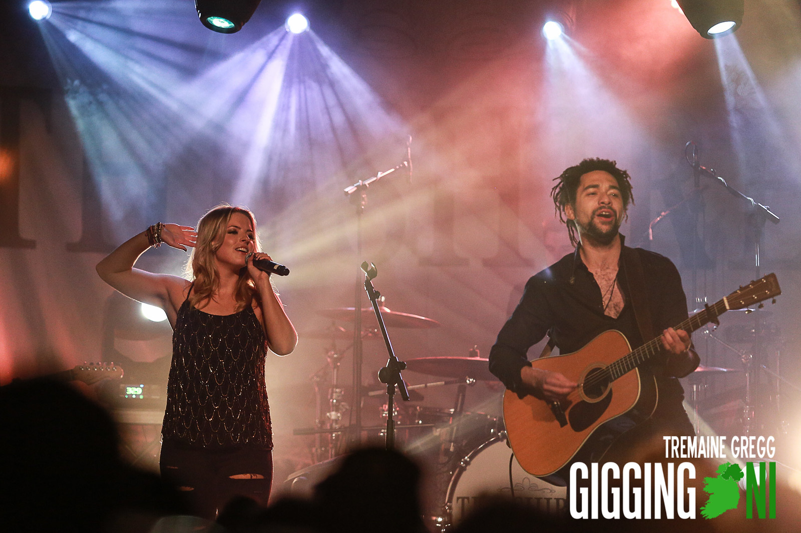 The Shires at the Limelight Belfast 15.11.2016