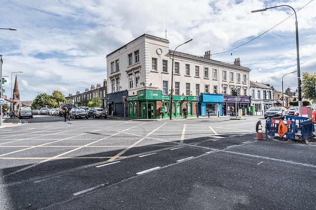 LEONARD'S CORNER [JUNCTION OF THE SOUTH CIRCULAR ROAD AND CLANBRASSIL STREET] A-121508