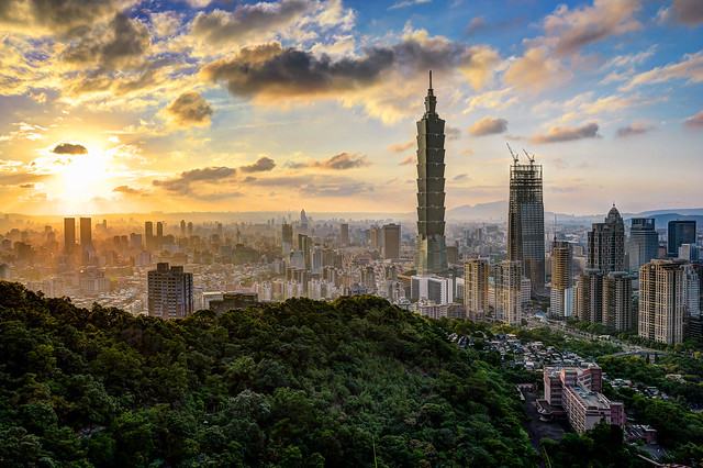 象山 x Taipei101