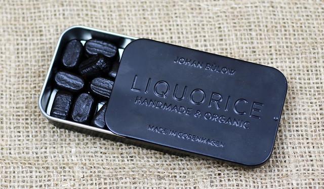Handmade Organic Liquorice