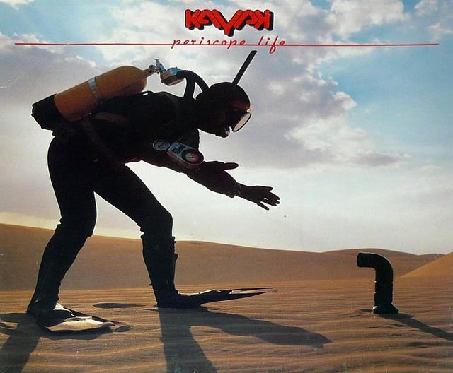 "KAYAK PERISCOPE LIFE 12"" vinyL LP"