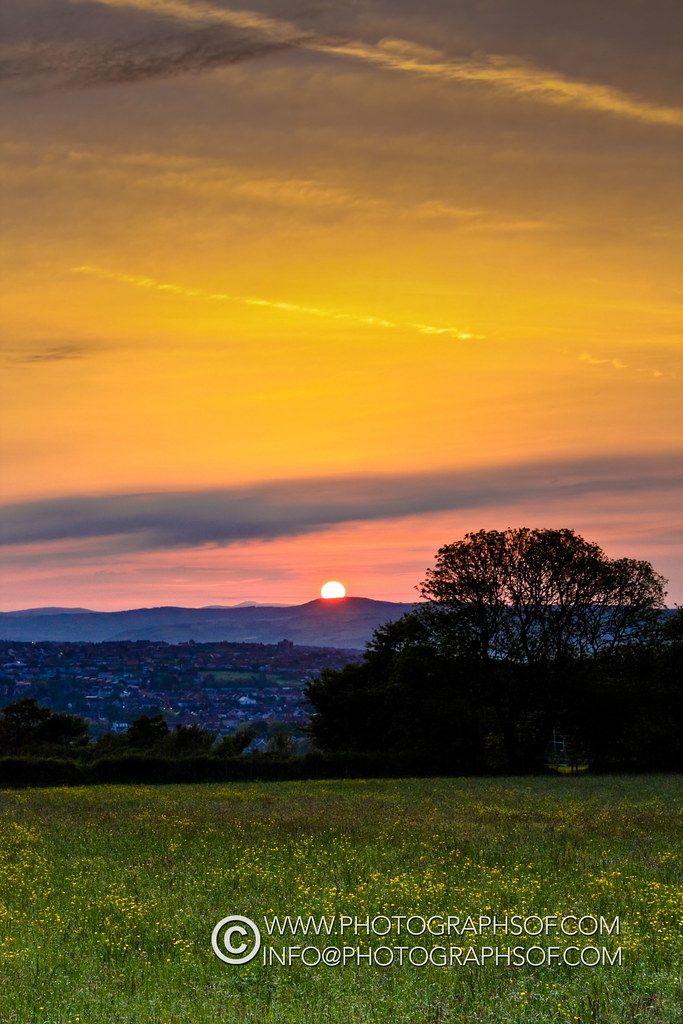20090525Tycoch Sunrise