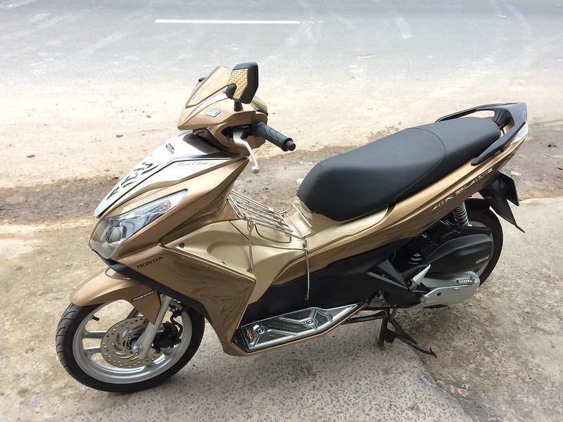Bien Hoa Ban Honda Air Blade gia tot - 6