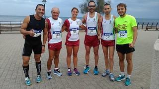 Gli atleti DOF a Palese