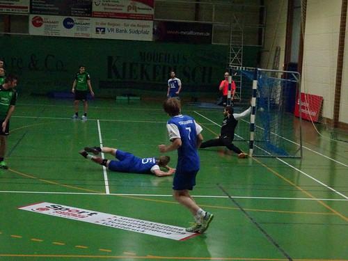 TSV Kuhardt 33:20 TV Wörth 03