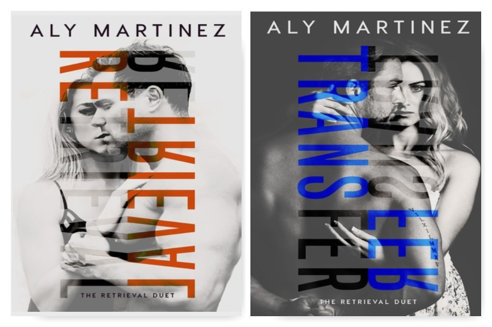 The Retrieval Duet, Aly Martinez, Retrieval, Transfer, Book, Review, Book Review