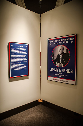 Elections and James F Byrnes Exhibit at McKissick-006