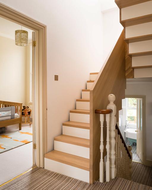 Victorian loft architecture by A Small Studio. Sundeno_16