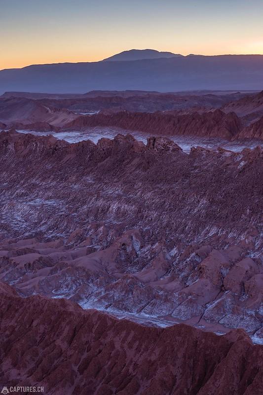 Dusk - Valle de la Luna