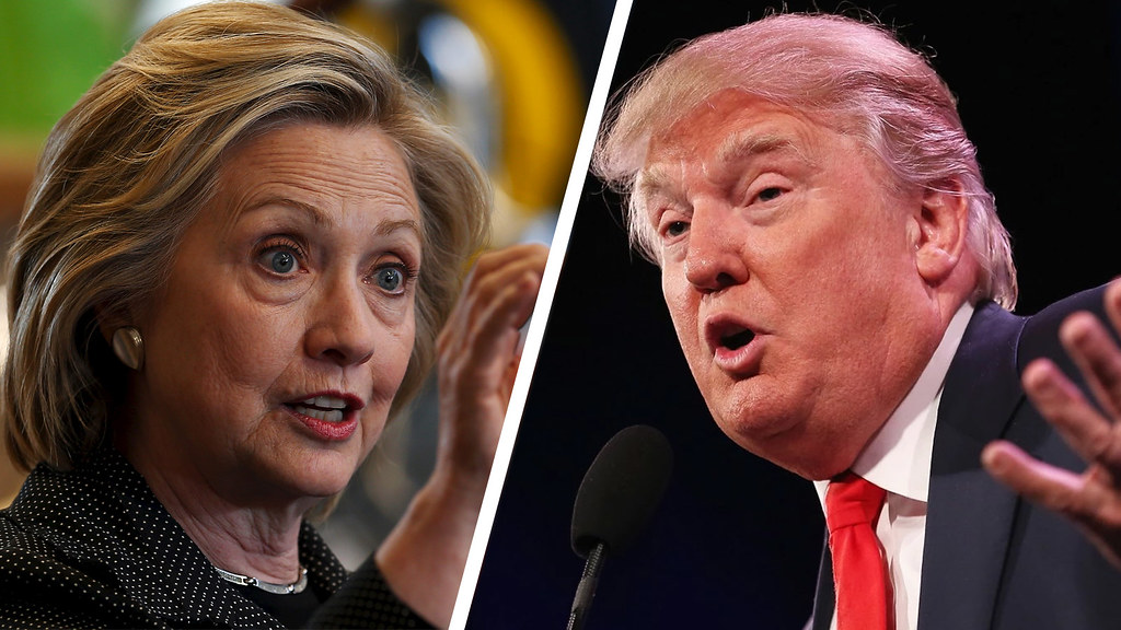 Clinton, Trump and the Middle East
