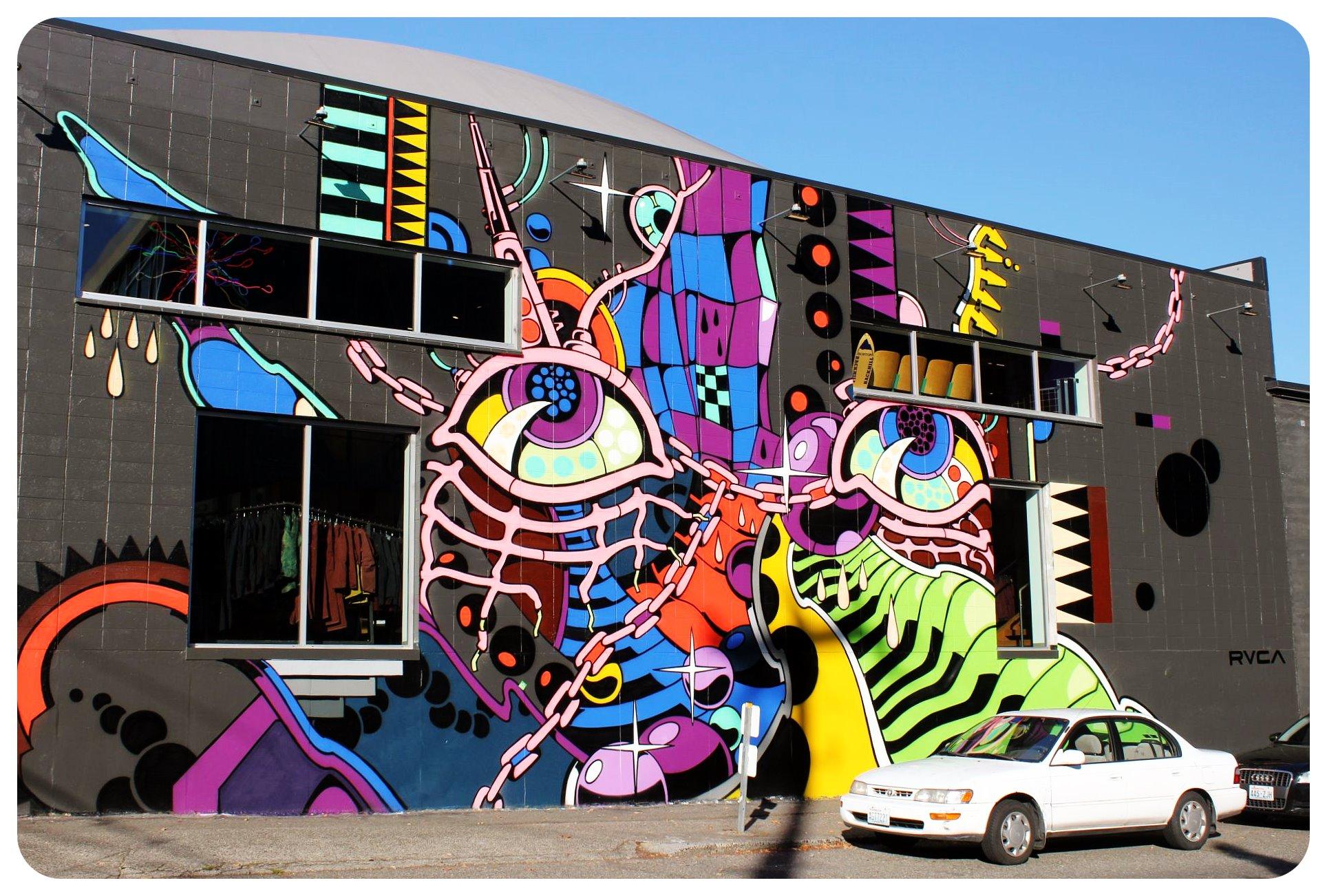 seattle fremont street art