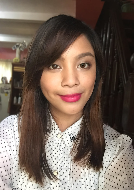 Patty Villegas - The Lifestyle Wanderer - Maybelline - Color Sensational - Vivid Matte Lipstick - Vivid 8