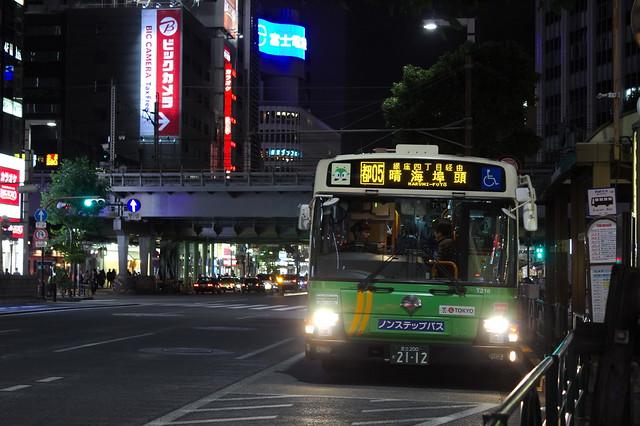 2016/11/06 東京都交通局 T218