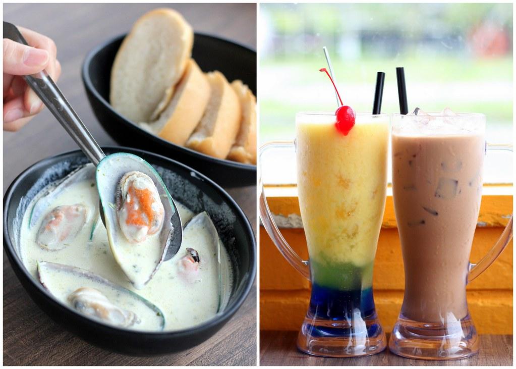 Relaxing Cafés in Punggol: Ah Dong Teh House