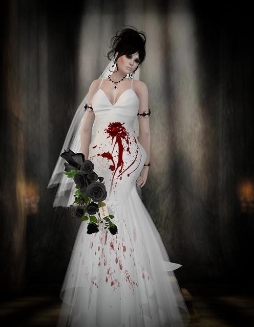 Sascha's Designs - Halloween gown