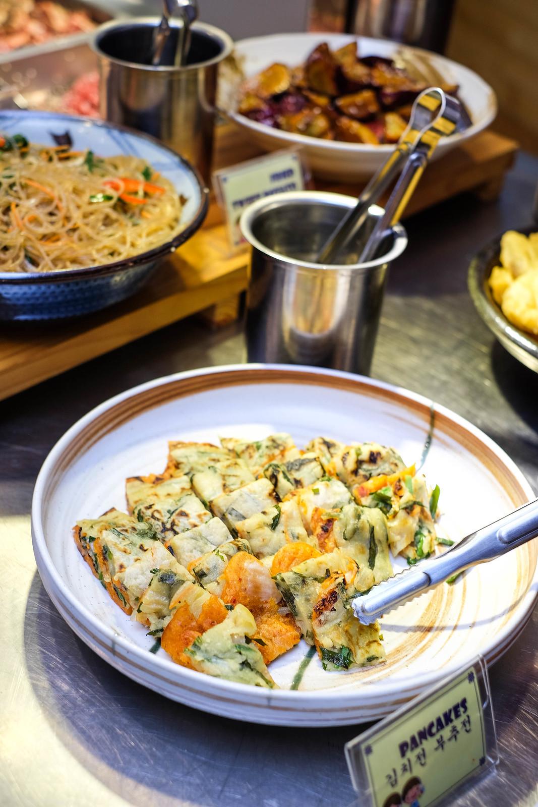 大阪神韩国烧烤自助餐