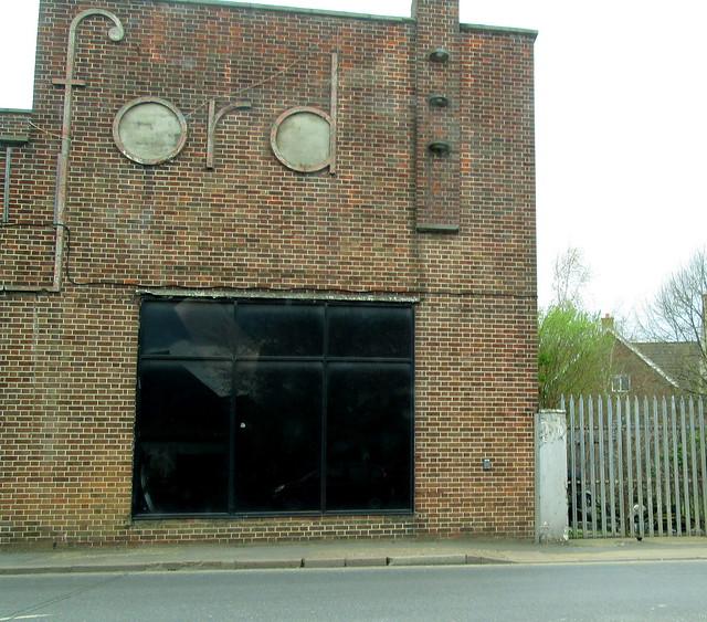 Brick-Built Art Deco King's Lynn