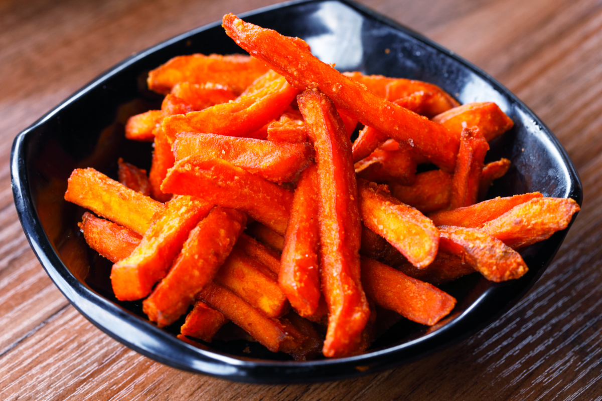 Hermanos Sweet Potato Fries