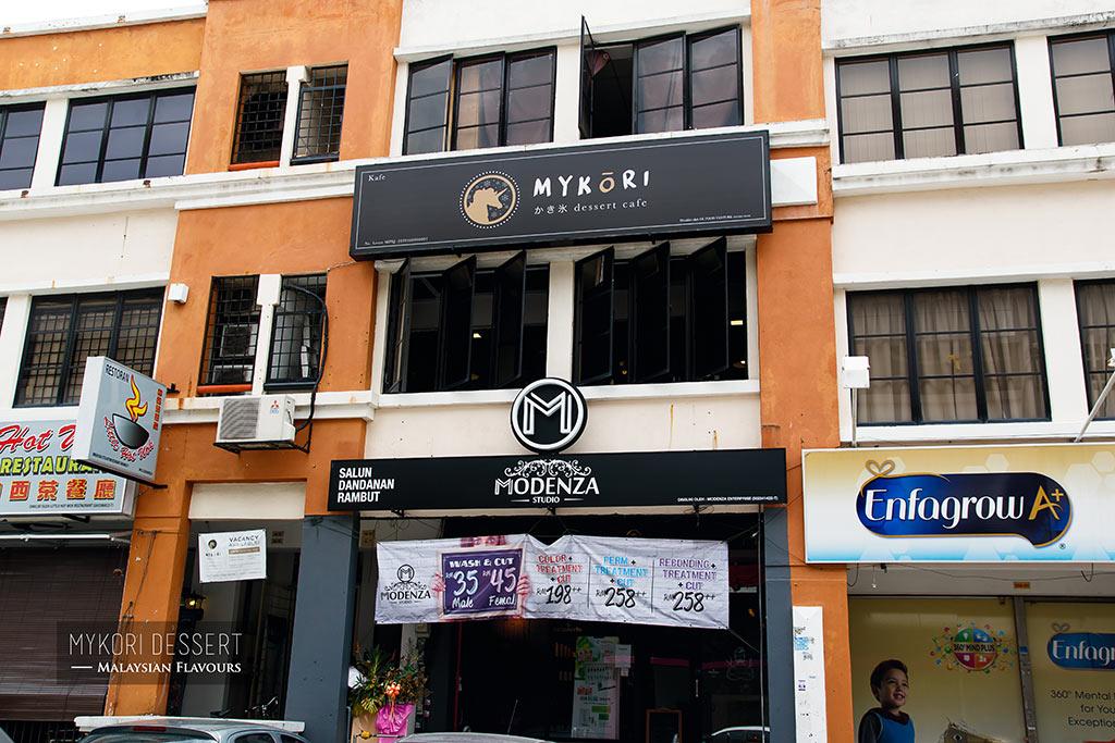 Mykori Dessert Cafe Puchong Jaya Melon Kakigori Taiyaki