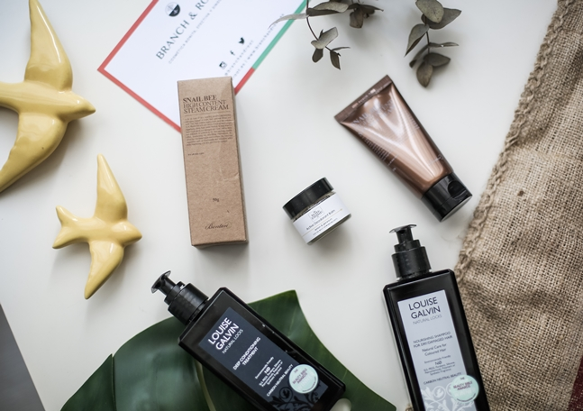 BRANCH AND ROOT COSMETICA NATURAL ONLINE EXPERIENCIA