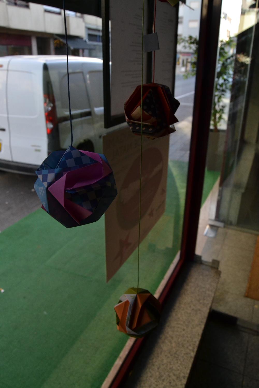 Origami no Estrela do Lima