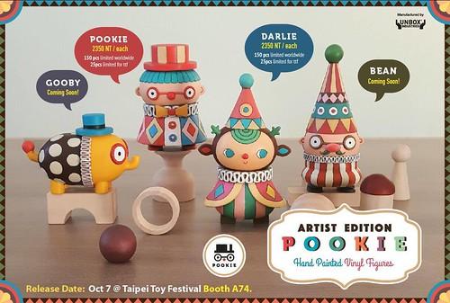 Pookie Circus TTF2016