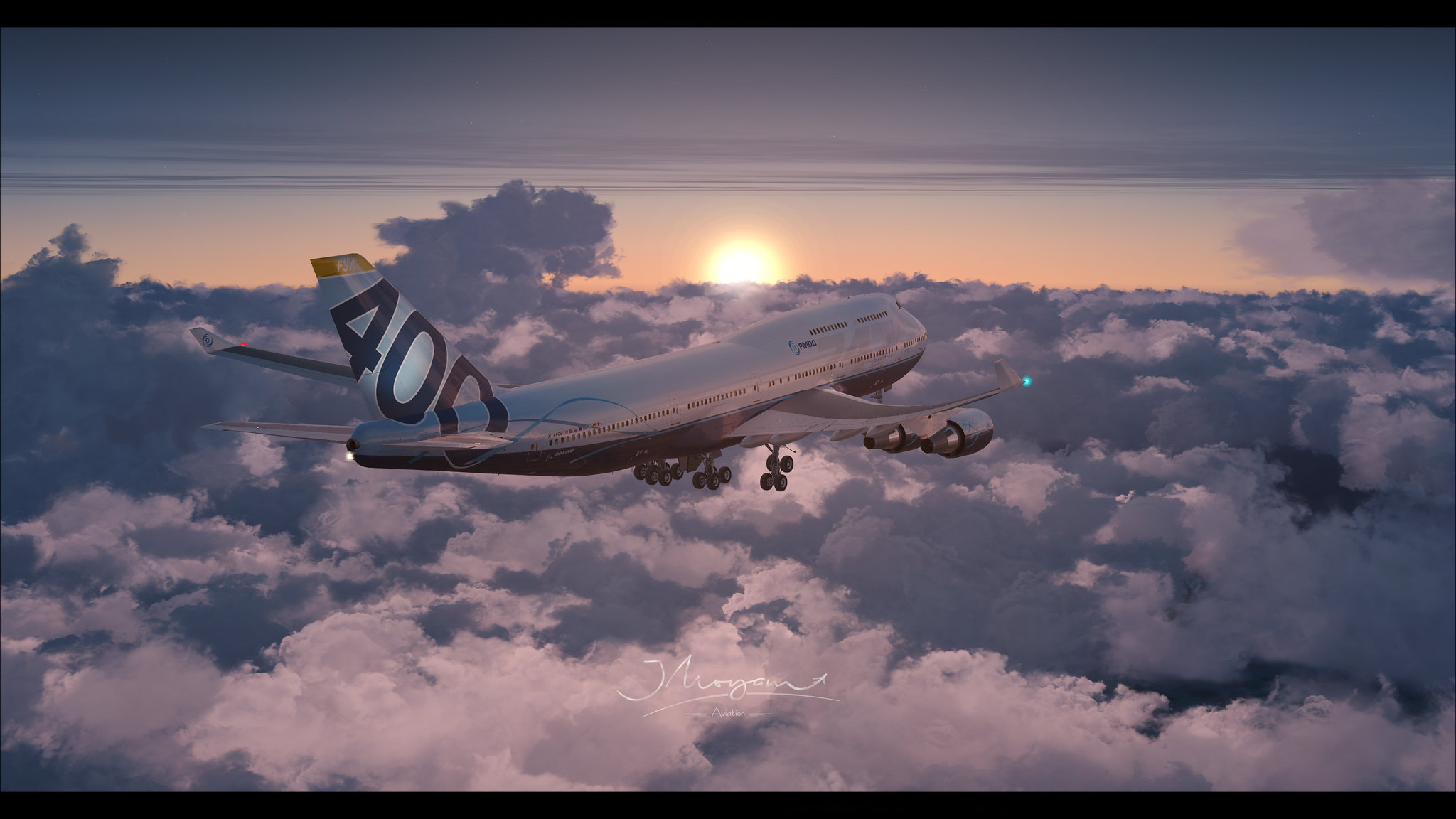 Pmdg 747 400 Livery Download Chrome - prioritydiscount
