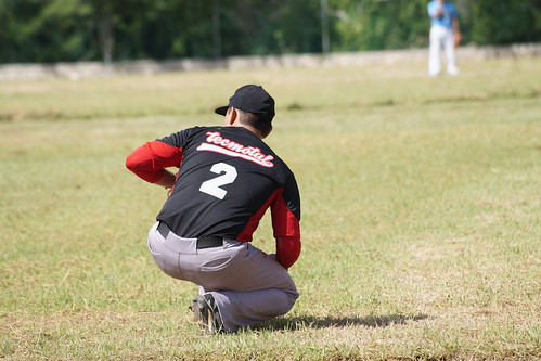 Beisbol amistoso contra Instituto República de México