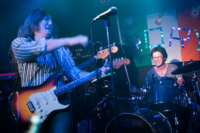 Rory Gallagher Tribute Festival - O.E. Gallagher live at Crawdaddy Club, Tokyo, 22 Oct 2016 -00140