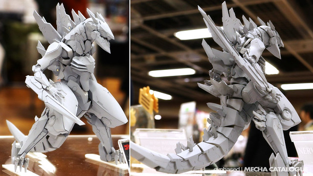 "Godzilla x Evangelion ""NERV Anti-G Weapon"" - Prototype Shots"