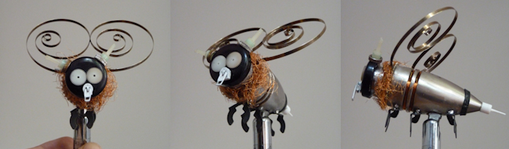 Bzzz assemblage 3