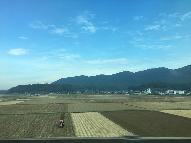 往熊本的 JR