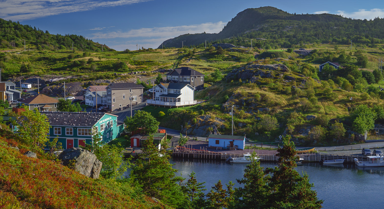 East coast trail - Quidi Vidi