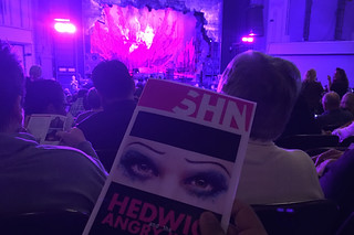 Hedwig and the Angry Inch - Before show