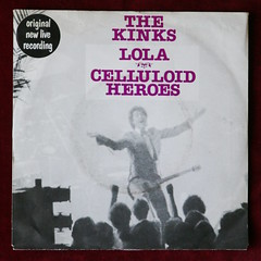 The Kinks - Lola / Celluloid Heroes