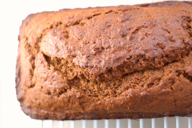Pumpkin spice bread by Eve Fox, the Garden of Eating, copyright 2016