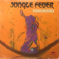 CHAKACHAS:JUNGLE FEVER(JACKET A)