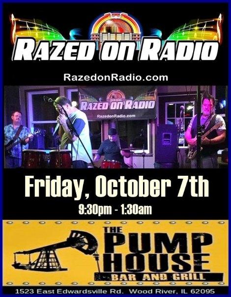 Razed On Radio 10-7-16