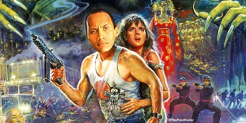 Big Trouble in Little China - remake - 1