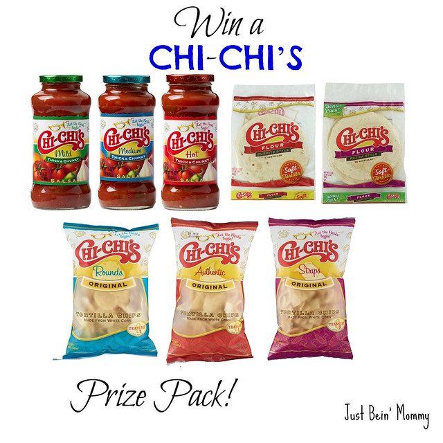 CHI-CHI's Prize Pack