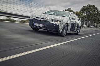 Viel fahraktiver: Der neue Opel Insignia