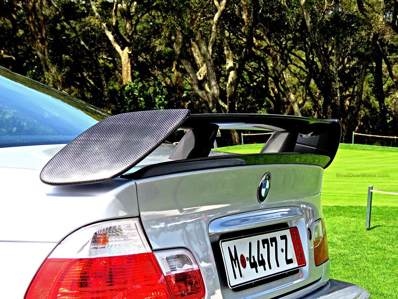 BMW E46 M3 GTR Amelia Island 3