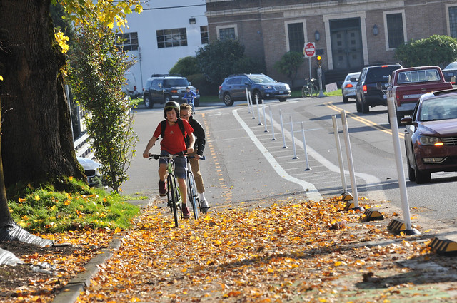 New bikeway on NE 21st Avenue-19.jpg