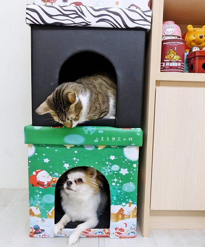 6 isufu舒福家居 寵物窩 收納椅凳